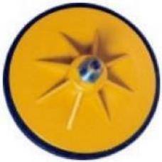 ΜΑΞΙΛΑΡΙ ΔΡΑΠΑΝΟΥ VELCRO PG Φ125 ΑΞΩ.Φ10  (338.80)